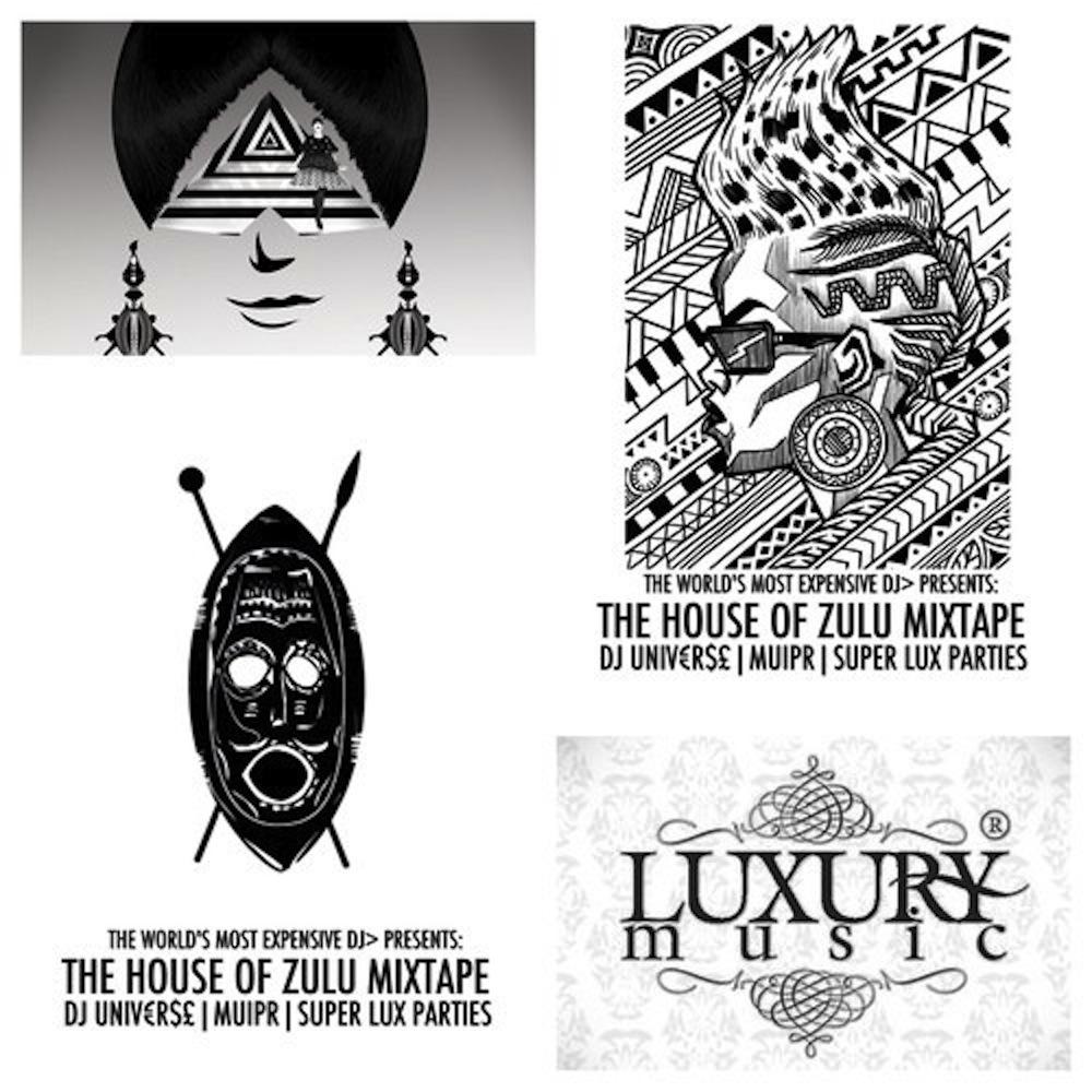 DJ Universe - HOUSE OF ZULU MIX