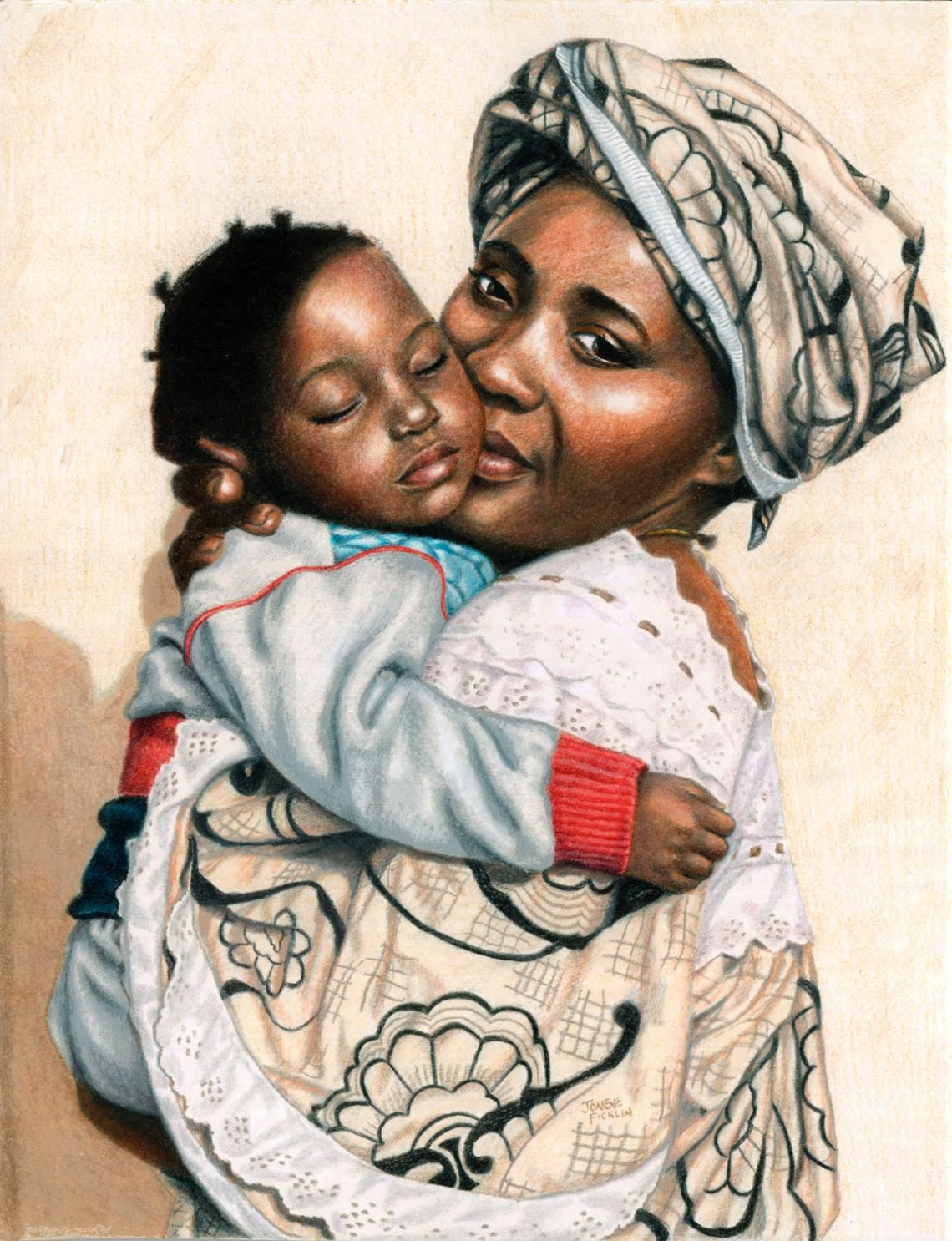 African-Woman-with-Child