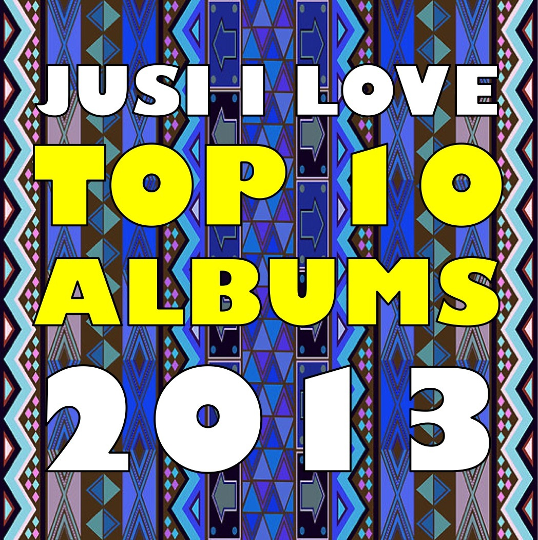 10 ALBUMS