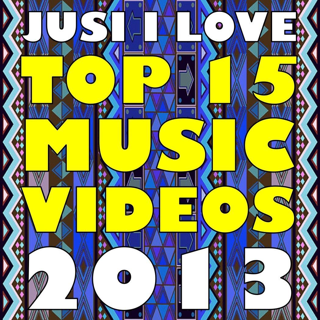 15 MUSIC VIDEOS