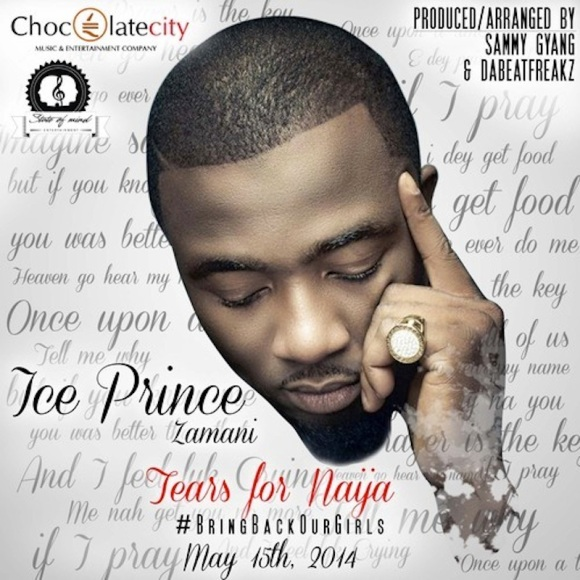 tears for naija ice prince