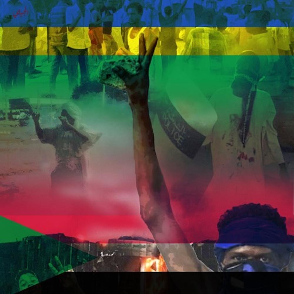 Sammany Hajo Sudan Revolts
